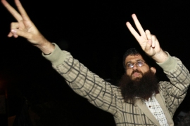 Hamas has called for the immediate release of Khader Adnan, who has been on a hunger strike for the past 40 days [Reuters]