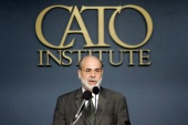 Some libertarians are worried about an alleged take over of the Cato Institute [EPA]