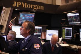 Despite the $2bn loss on failed strategy for credit default swaps, JPMorgan is still expected to turn a profit [Reuters]