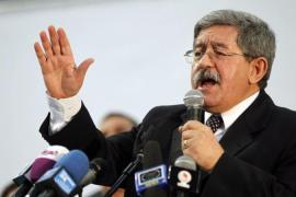 Algerian Prime Minister Ahmed Ouyahia has described revolutions of Arab Spring as a 'plague' [EPA]