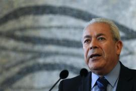 Ghalioun has led the Syrian National Council since the bloc was founded in October 2011 [Reuters]