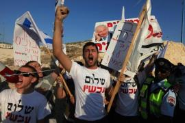Most Israelis know what the term Nakba refers to, and many have joined peace activist movements [AFP]