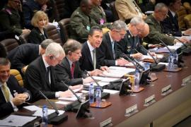 Officials from more than 50 states are expected at the NATO summit in Chicago [EPA]