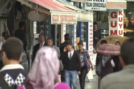 Syria unrest hits border trade with Turkey