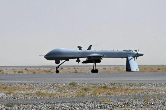 US drone attacks in Pakistan have come under attack for causing a high number of civilian casualties [AFP]