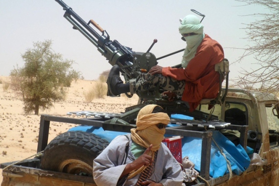 The two groups had previously disagreed over the establishment of an Islamic state in the northern half of Mali [AFP]