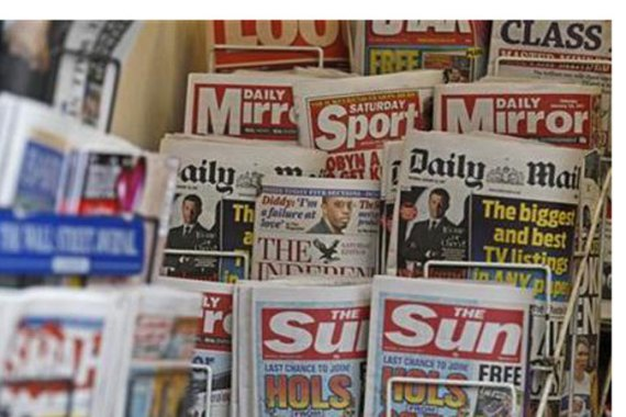 Some daily newspapers are losing evening editions and others are being turned into weekly publications [Reuters]