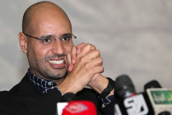 Saif al-Islam Gaddafi, 44, was released after he was captured and imprisoned in 2011 by fighters in Zintan [File: EPA]