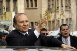 Algerian President Abdelaziz Bouteflika's government has been promising reforms since early 2011 [AFP]
