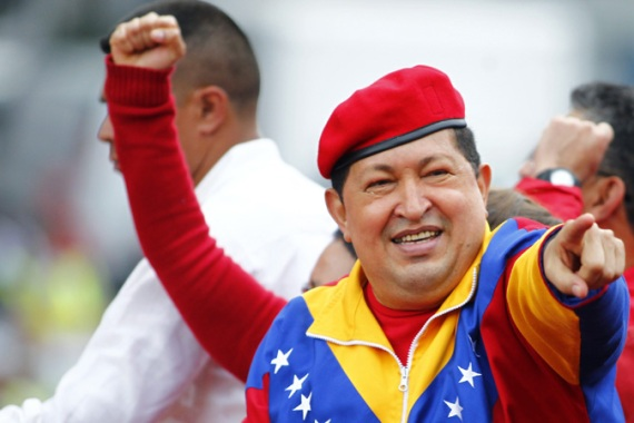 Hugo Chavez had been fighting cancer and other health problems for nearly two years [Reuters]