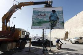Campaigning kicks off for Libya elections
