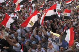 Egyptians hope that the new president will usher in a new era for the country [Reuters]