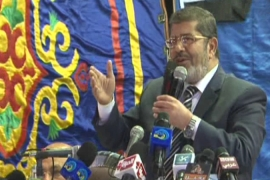 Who is Mohamed Morsi?