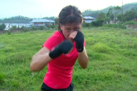 Against all odds: Indian boxer Mary Kom