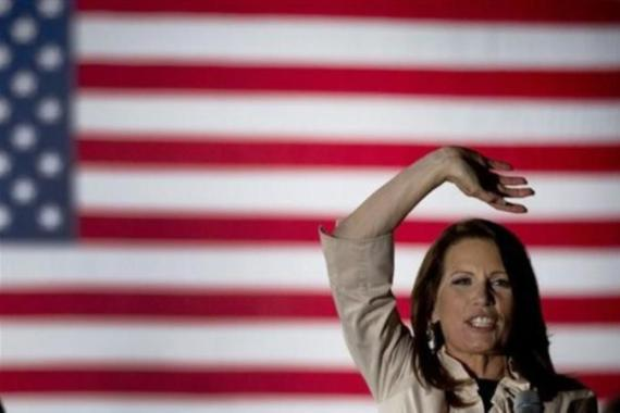 Michele Bachmann, a critic of federal spending, has received income from a family farm that received more than $250,000 in government subsidies before 2009 [AP]