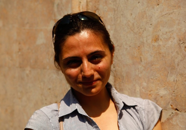 Fulya Hisarlioglu, 30, PhD candidate: There is an obvious serious danger (with the ban). A project of creating a nation through women(***)s body is underway. It is a sign of conservatism.