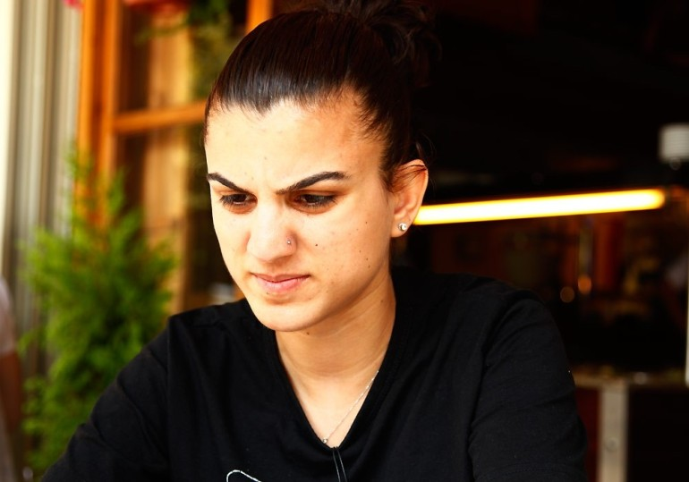 "Aysen Hasek, 26, archaeologist: I returned from Afghanistan only a month ago and I was shocked to hear the government(***)s statement. I was having a hard time understanding the life there, but when I returned to Turkey, I thought, ""I wish I stayed there""."