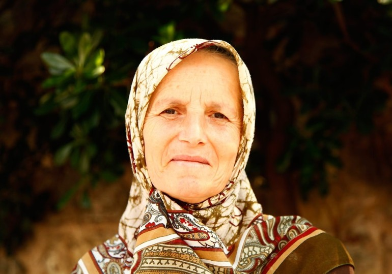 Emdiye Cakmak, 55, housewife: I live in a rural area and I had three abortions. It should not be banned. There are people with ten children who cannot even afford to buy shoes for their children. Is this good?