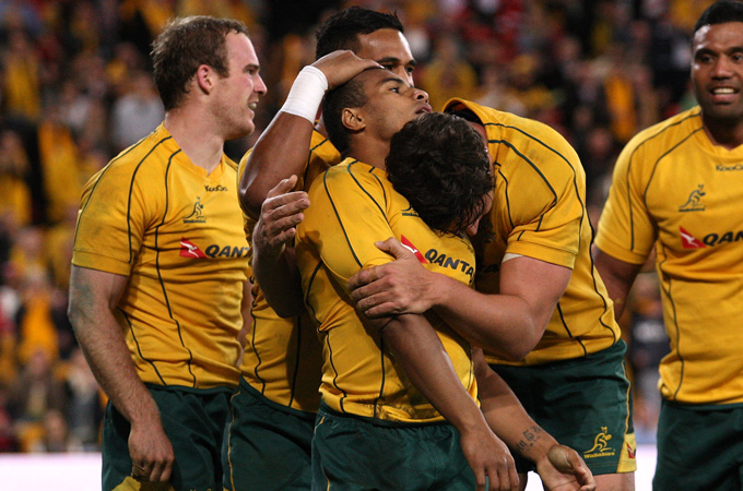 Wallabies And All Blacks Record Test Wins Australia News Al Jazeera