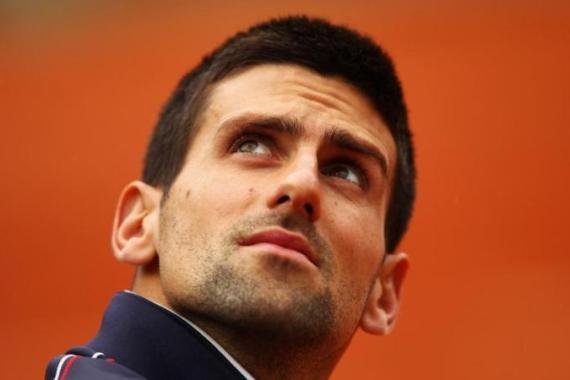 Novak Djokovic An Unlikely Underdog Serbia News Al Jazeera