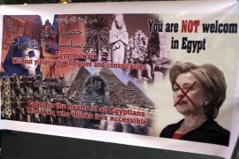 Egypt: The decline of American influence?