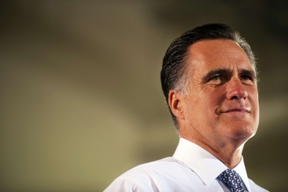 Romney wants to see Bush-era tax cuts extended for all Americans regardless of how much they earn [AFP]