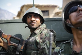 Have Afghan forces been infiltrated?