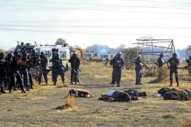 South Africa mine shooting: Who is to blame?