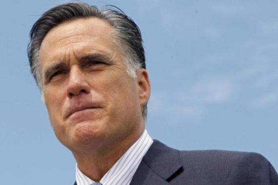Under a President Romney, a 'return to more aggressive foreign policy' is likely, says Johnson [AP]