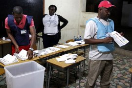 Polls close in Angola general election