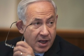 'Options short of war, according to Netanyahu, will almost surely be unavailing', writes Grenier [Reuters]