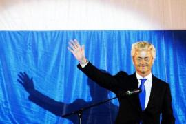 Geert Wilders' Freedom Party is set to lose seats in the Dutch Parliament for the first time ever [EPA]
