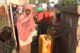 Somali refugees rest hopes in new leader