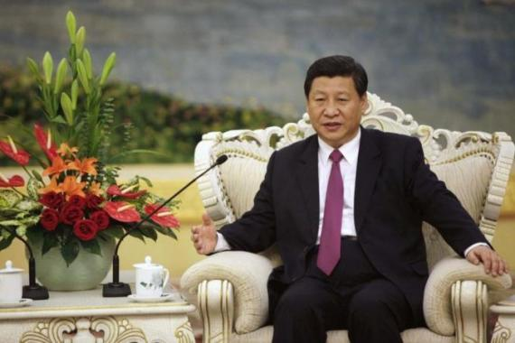 China's Vice President Xi Jinping's disappearance had led to widespread speculation in China [Reuters]