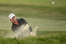 This will be Graeme McDowell's third Ryder Cup, making him one of the most experienced players in the team [EPA]