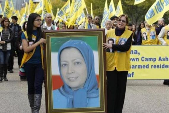 Britain struck the MEK off its terror list in June 2008, followed by the European Union in 2009 [EPA]