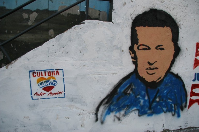 Chavez is viewed as something close to a saint by many Venezuelans.