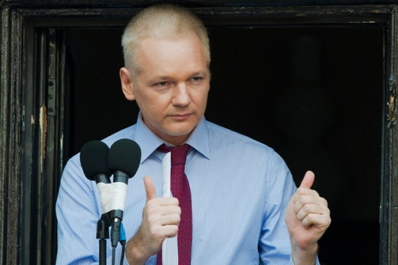 The Swedish government refused Ecuador's offer to interview Assange at its London embassy [EPA]