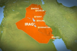 Wave of deadly bomb blasts hits Iraq