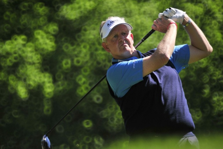 With eight to his name, Scotland(***)s Colin Montgomerie has won the most Order of Merit awards. The first came in 1993 and the last in 2005. He is also the third highest money earner on the European Tour of all time with over $30 million of winnings. There(***)s good money in golf, eh!