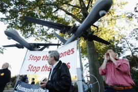 Are US drone strikes a war crime?