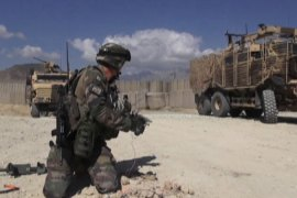 Combatting roadside bombs in Afghanistan