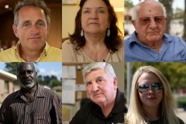 Interactive: Voters who will decide US poll