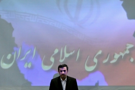 Ahmadinejad: 'You can't rule with war'