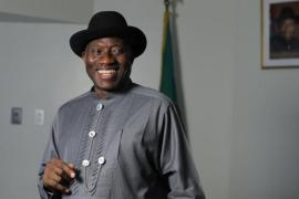 Despite President Goodluck Jonathan's claims to the contrary, nearly three quarters of Nigerians said they thought that corruption in Nigeria has become worse [REUTERS]