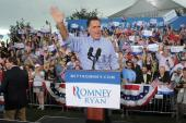 If Romney were elected president, he would have to rely on a cadre of advisers when it comes to foreign policy [AFP]