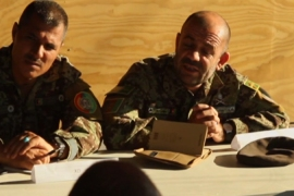 Afghan army faces challenges with US pullout