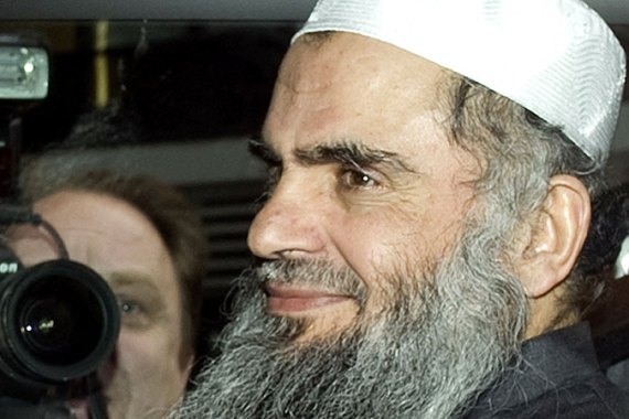 The British Home Office said it intended to appeal a court ruling to overturn Abu Qatada's deportation order [AFP]