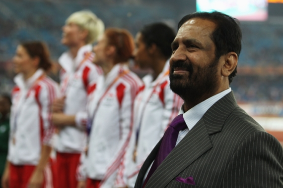 Current president Suresh Kalmadi will not stand for re-election after accusations of corruption related to the 2010 Commonwealth Games [Getty]