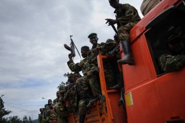 Will military action end the DR Congo crisis?